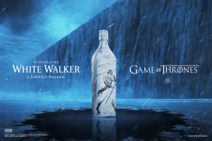 whisky johnnie walker - HBO - Game Of thrones