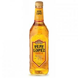 tequila Pepe Lopez Gold