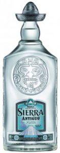tequila Sierra Tequila Antiguo Plata