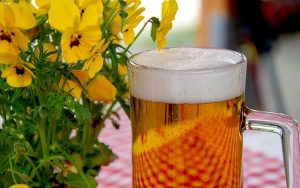 Správná hladina piva