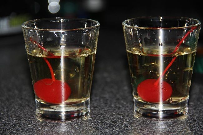 drink Chupito