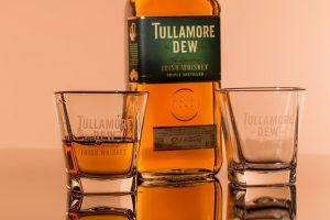 irská whisky tullamore dew