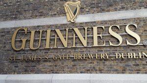 továrna Guinness