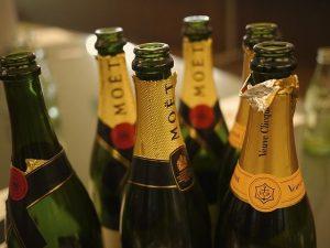 šampaňské moet