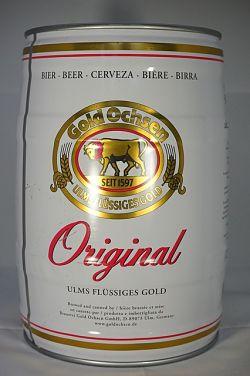 Malý pivní sud 5 litrů