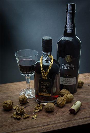 Portské víno se řadí mezi tradiční fortifikovaná vína