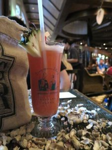 koktejl Singapore Sling