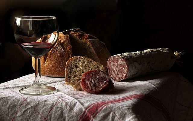 Víno aperitiv / fortifikace