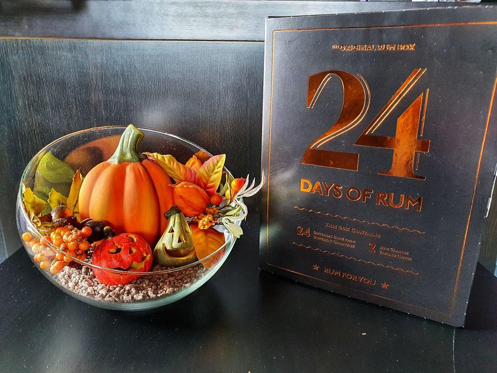 Recenze rumový adventní kalendář