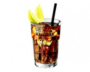 Míchaný drink Bavorák