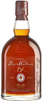Dos Maderas 5y + 5y rum