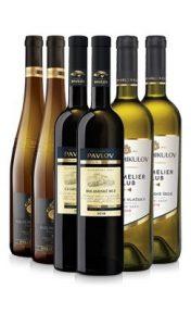 Degustační balíček bílých vín - SUCHÝCH