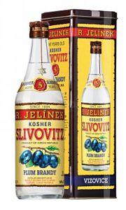 Slivovice Kosher Silver 5y 0,7l 50%