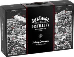 Degustační kalendář Jack Daniels
