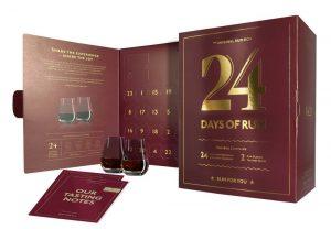 Rumový adventní kalendář 2021