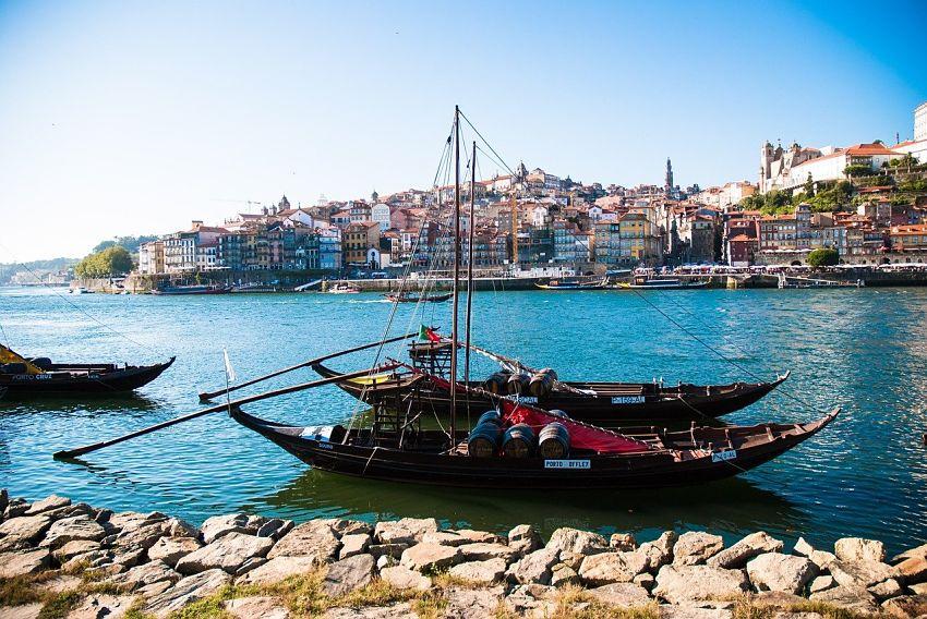 Řeka Douro, Porto