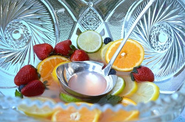 Silvestrovská bowle