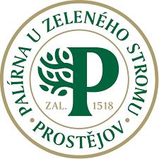palírna u zeleného stromu logo