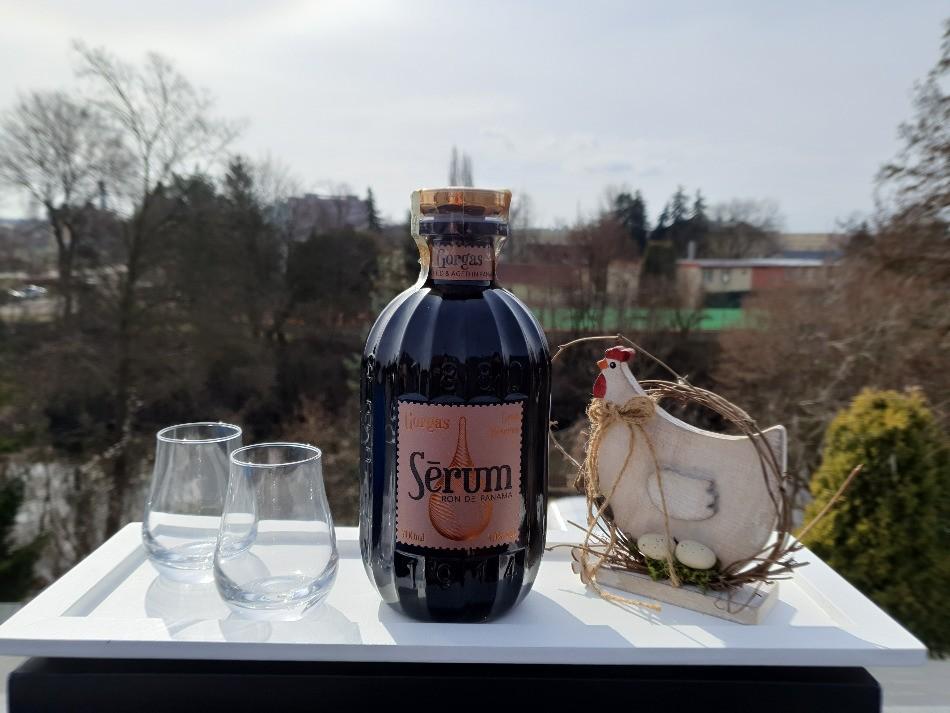 Rum Serum Gorgas