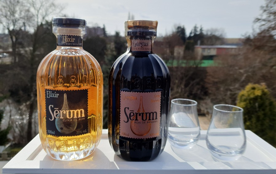 Rumy značky Serum