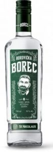 Borovička Borec Very Spešl Attilka Edišn