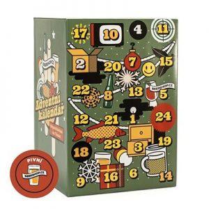 Beershop Pivní adventní kalendář